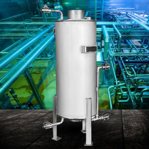 TLV Waste Steam Heat Exchanger