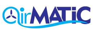 AirMatic Logo by Workmatic
