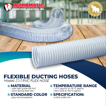 Flexible Ducting Hoses