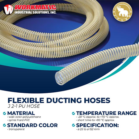Flexible Ducting Hoses
