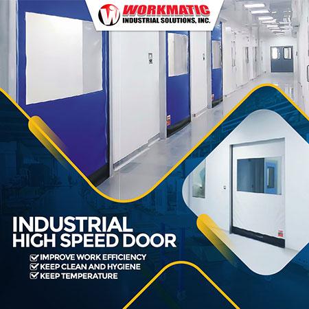 Industrial High Speed Door